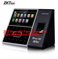 ZKT Iface 302 Face/Fingerprint Time Attendance System
