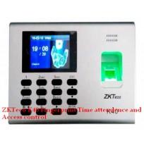 ZKTeco K40 RFID Biometric Fingerprint Time Attendance