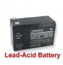 12 Volt-7 AH Sealed Lead-Acid Battery