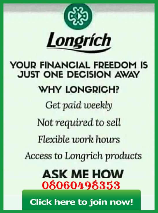 Longrich ad