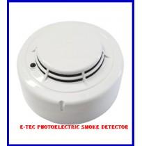 E-tec Photoelectric Smoke Detector