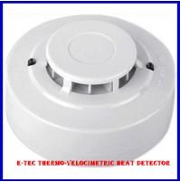 E-tec Thermo-velocimetric heat detector