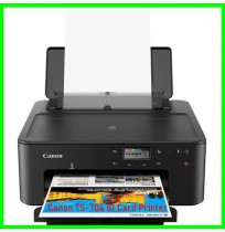 Canon TS-704 ID Card Printer