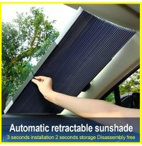 Car Retractable Foldable Sunshade