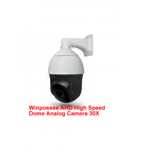 Winpossee AHD High Speed Dome Analog Camera 30X