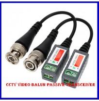 CCTV Video Balun Passive Transceiver