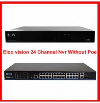 Elco vision 24 Channel Nvr Without Poe