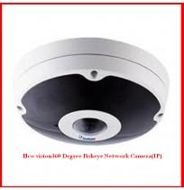 Elco vision360 Degree Fisheye Network Camera(IP)