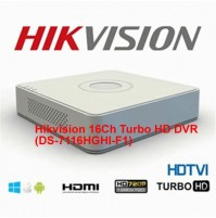 Hikvision 16Ch Turbo HD DVR-DS-7116HGHI-F1
