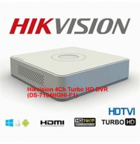 Hikvision 4Ch Turbo HD DVR-DS-7104HGHI-F1