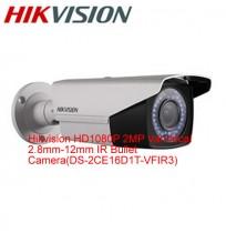 Hikvision HD1080P 2MP Varifocal Bullet Camera-DS-2CE16D1T-VFIR3