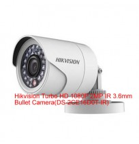 Hikvision Turbo HD1080P 2MP IR Bullet Camera-DS-2CE16D0T-IR