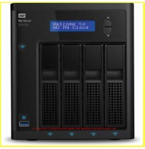 My Cloud Expert Series EX4100 4-Bay Diskless NAS