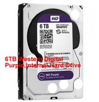 6TB Western Digital Purple,Internal Hard Drive