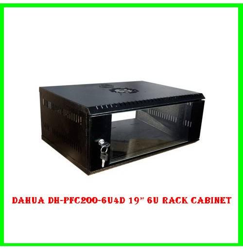 "Dahua DH-PFC200D-6U4D 19"" 6U Rack Cabinet"