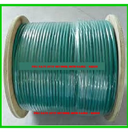 Puli Cat6 Sftp Outdoor 305m Cable - Green