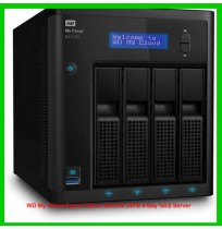 WD My Cloud Expert Series EX4100 24TB 4-Bay NAS Server