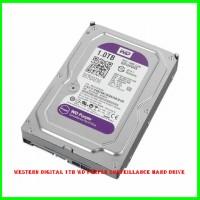 Western Digital 1TB WD Purple Surveillance Hard drive