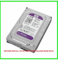 Western Digital 1TB WD Purple Surveillance Hard drive