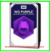 Western Digital WD 8TB Purple Surveillance Hard Drive