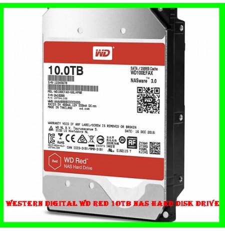 Western Digital WD Red 10TB NAS Hard Disk Drive