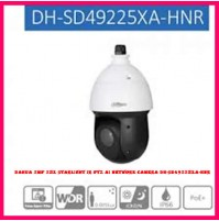 Dahua 2MP 25x Starlight IR PTZ AI Network Camera DH-SD49225XA-HNR