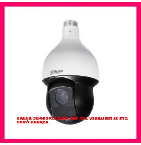 Dahua DH-SD59225I-HC 2MP 25x Starlight IR PTZ HDCVI Camera