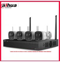 Dahua DHI-NVR2104-W4KS2/4-G26E 4 Channel Wireless Kit Network Video Recorder