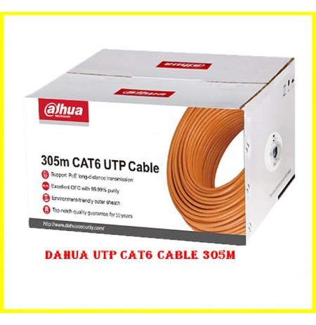 Dahua UTP CAT6 Cable 305m