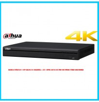 DAHUA NVR5464-16P-4KS2E 64 Channel 1.5U 16PoE 4K-H.265 Pro Network Video Recorder