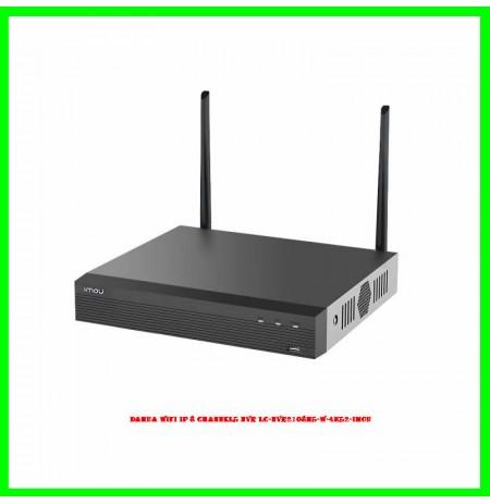 DAHUA WiFi IP 8 channels NVR LC-NVR2108HS-W-4KS2-Imou