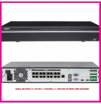 Dahua DHI-NVR5216-16P-4KS2 16 Channel 1U 16PoE Pro Network Video Recorder