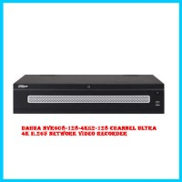 Dahua NVR608-128-4KS2-128 Channel Ultra 4K H.265 Network Video Recorder