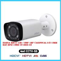 DAHUA HDCVI 4IN1 720p 1mp Varifocal 2.8-12mm HAC-HFW1100R-VF-IRE6-S3
