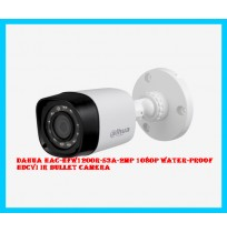 Dahua HAC-HFW1200R-S3A-2MP 1080P Water-proof HDCVI IR Bullet Camera