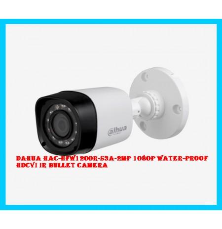 Dahua HAC-HFW1200R-S3A-2MP 1080P Water-proof HDCVI IR Bullet Camera