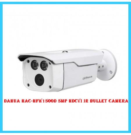 Dahua HAC-HFW1500D 5MP HDCVI IR Bullet Camera
