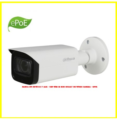 Dahua IPC-HFW4231T-ASE - 2MP WDR IR Mini Bullet Network Camera - ePoE