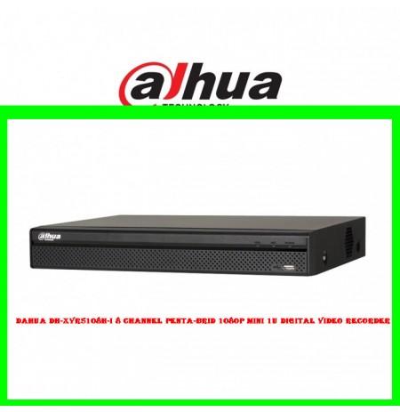 Dahua DH-XVR5108H-I 8 Channel Penta-brid 1080P Mini 1U Digital Video Recorder