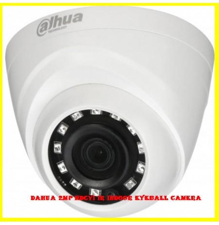 Dahua 2MP HDCVI IR Indoor Eyeball Camera