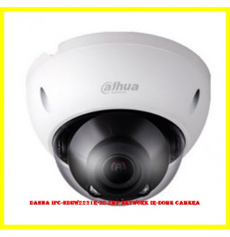 Dahua IPC-HDBW2231R-ZS 2MP Network IR-Dome Camera IP67 Motorized varifocal lens