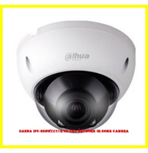 Dahua IPC-HDBW2231R-ZS 2MP Network IR-Dome Camera IP67 Motorized varifocal lens