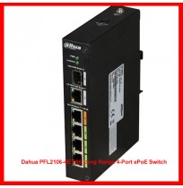 Dahua PFL2106-4ET-96 Long Range 4-Port ePoE Switch