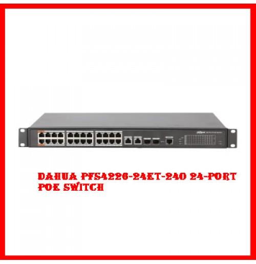 Dahua PFS4226-24ET-240 24-Port PoE Switch