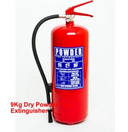 9Kg Dry Powder Fire Extinguisher