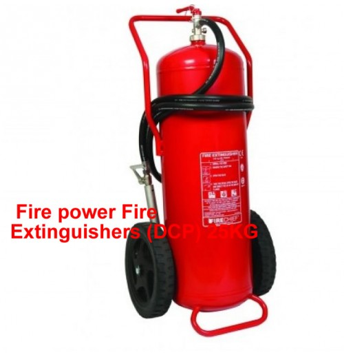 Fire power Fire Extinguishers -DCP-25KG