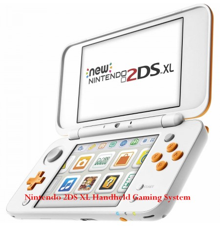 Nintendo 2DS XL Handheld Gaming System