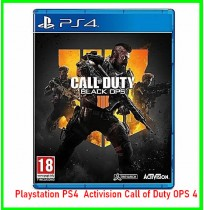 Playstation PS4  Activision Call of Duty OPS 4