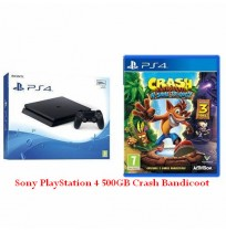 Sony PlayStation 4 500GB Crash Bandicoot
