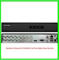 Hikvision 16 Channel DS-7216HGHI-K1 4K Turbo Digital Video Recorder